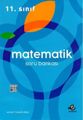 Endemik 11. Sınıf Matematik Soru Bankası PDF