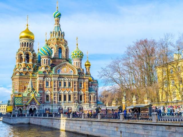 TOP 10 Ngôi Nhà Thờ đẹp nhất Thế Giới