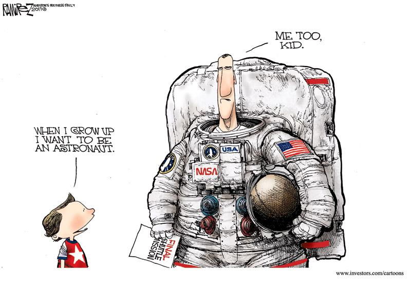 columbia space shuttle comic - photo #26