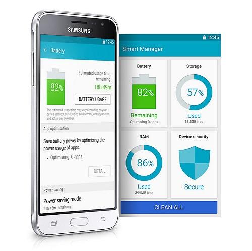 Spesifikasi Samsung J3