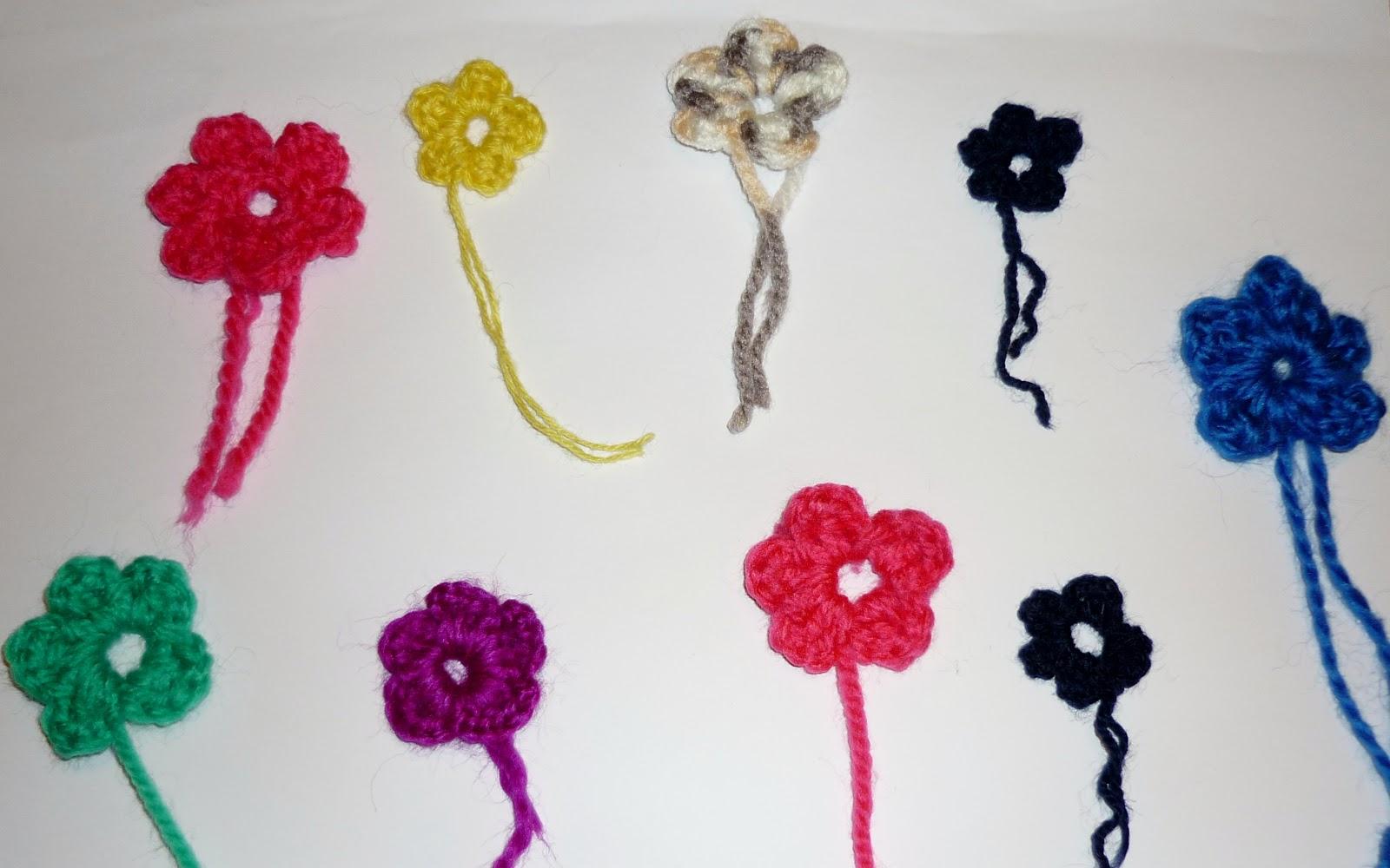Mixto Como Hacer Flores De Ganchillo Faciles - Como-hacer-una-flor-de-lana
