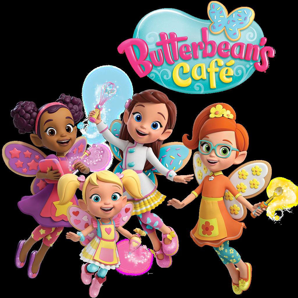 Heck Of A Bunch: New Nickelodeon Series: Butterbean's Café