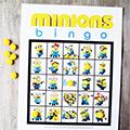 Minions Bingo