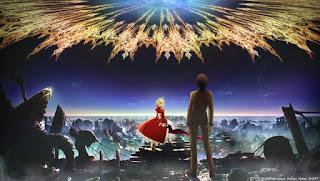 الحلقة 1 من انمي Fate/Extra: Last Encore مترجم عدة روابط