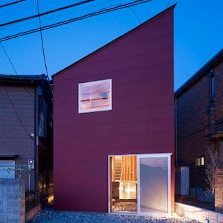 Casa estructura de madera