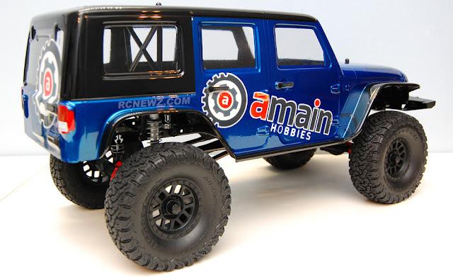 Axial SCX10 II Jeep Wrangler