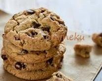 resep choco chip cookies
