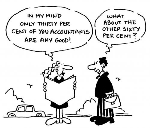 Accountant Lamp Picture: Accountant Cartoons