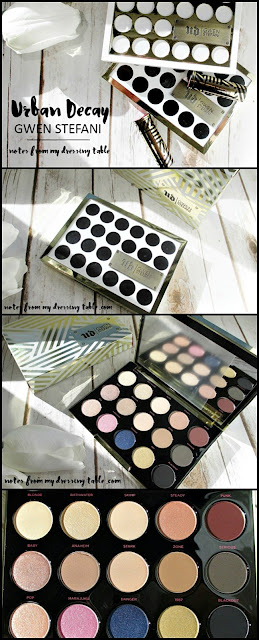 Rock Your Beautiful Eyes With Urban Decay and Gwen Stefani-Review-notesfrommydressingtable.com