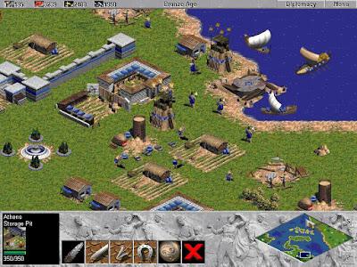 Videojuego Age of Empires