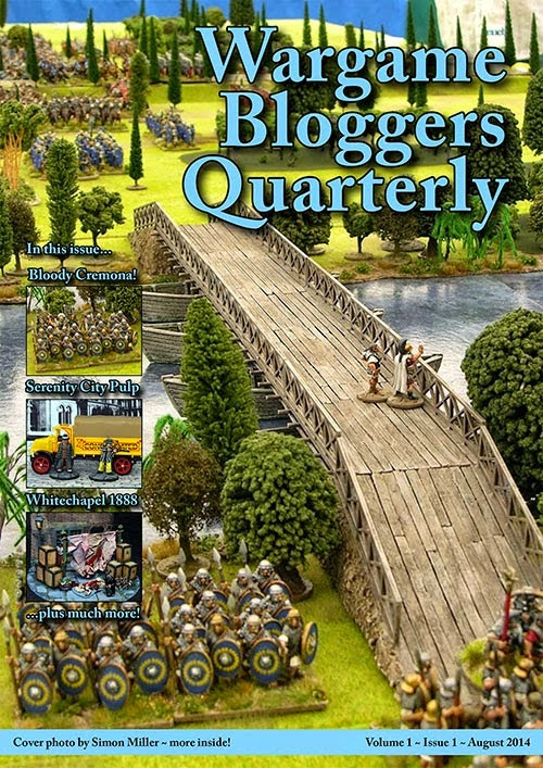 Wargames Bloggers Quarterly