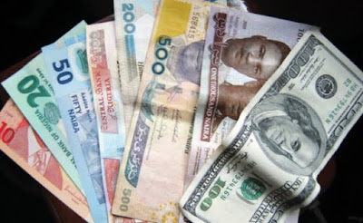 Naira Crashes Further, Now N318