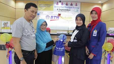 Alamat & Nomor Telepon Bank BTN Syariah Jakarta Pusat