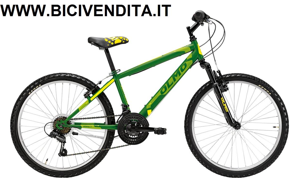 Bici Da Bambino Mtb 24 Pollici Sentiero Olmo Bici Vendita Online