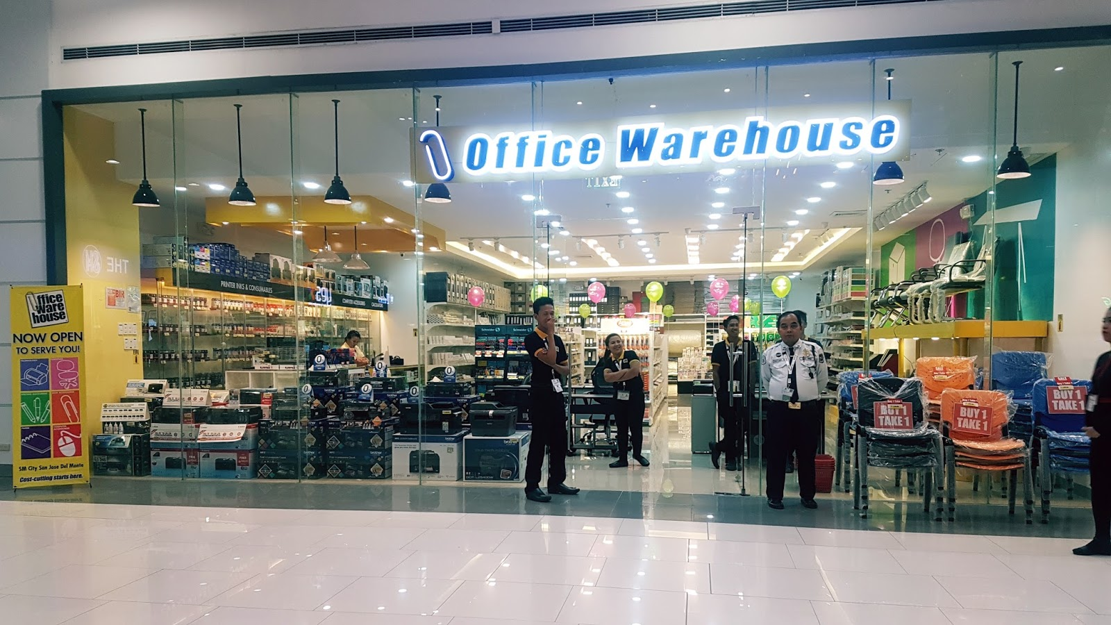 Superb Office Warehouse Now Open At Sm City San Jose Del Monte Download Free Architecture Designs Scobabritishbridgeorg
