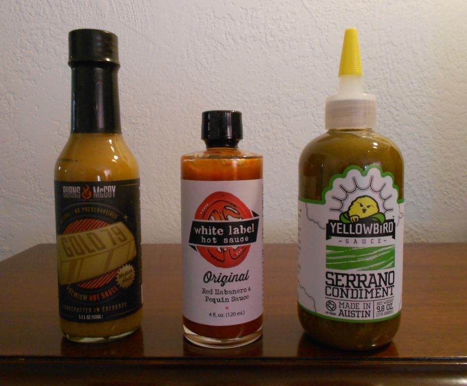 Artisan Hot Sauces Fuego Box October 2017