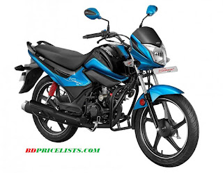 Hero Splendor i-Smart Motorcycle Species & Price In Bangladesh