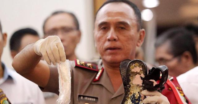 Kapolda: Ada 16 Lekuk Tubuh yang Tak Bisa Dimungkiri Firza Husein.