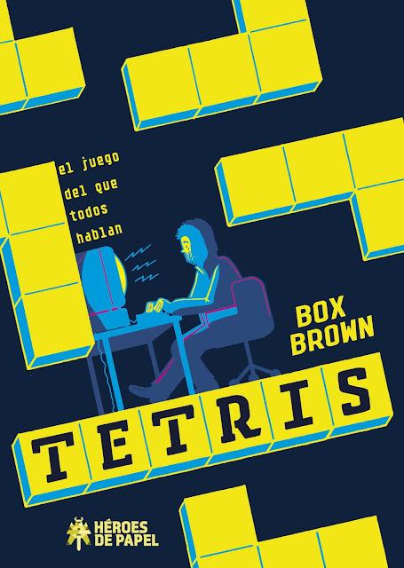 Ya se puede reservar el libro Tetris, el juego del que todos hablan, lanzamiento 2 de diciembre