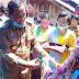 Bupati Samosir Luncurkan Bus Sekolah Gratis