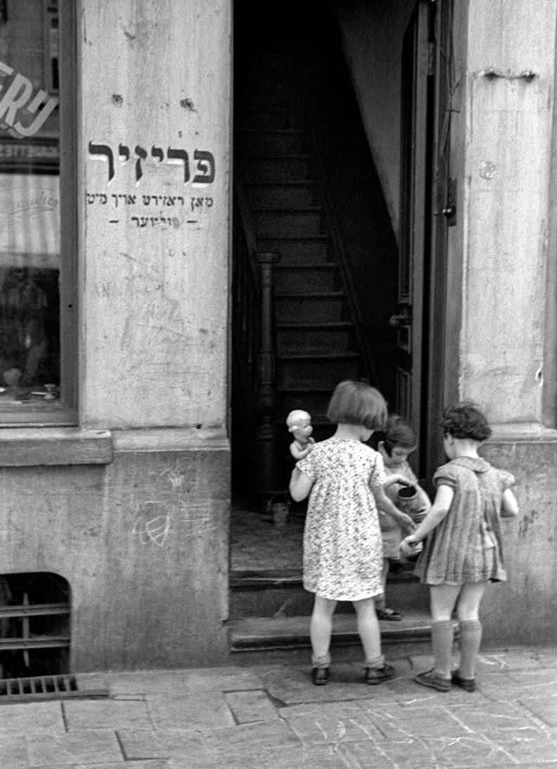 Jewish quarter antwerp 1937