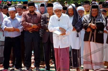 Foto: Ulama-ulama karismatik Aceh