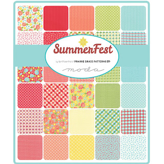 Moda Summerfest Fabric by April Rosenthal for Moda Fabrics