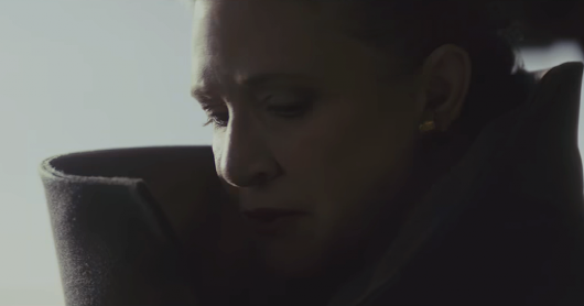 my last moments with Carrie Fisher