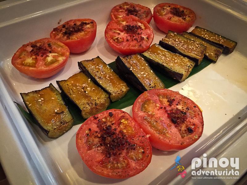 Breakfast Buffet At Nobu Restaurant