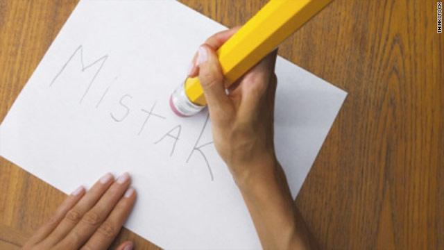 الخوف من ارتكاب الأخطاء