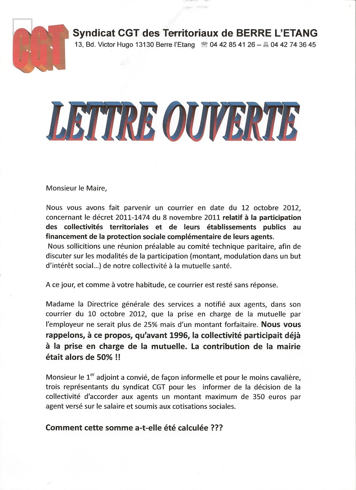 6dbad8f8f1b30d Territoriaux CGT de Berre l Etang  2012