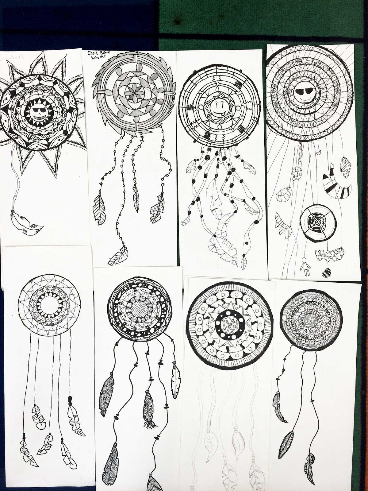 Smart Class Dream Catchers