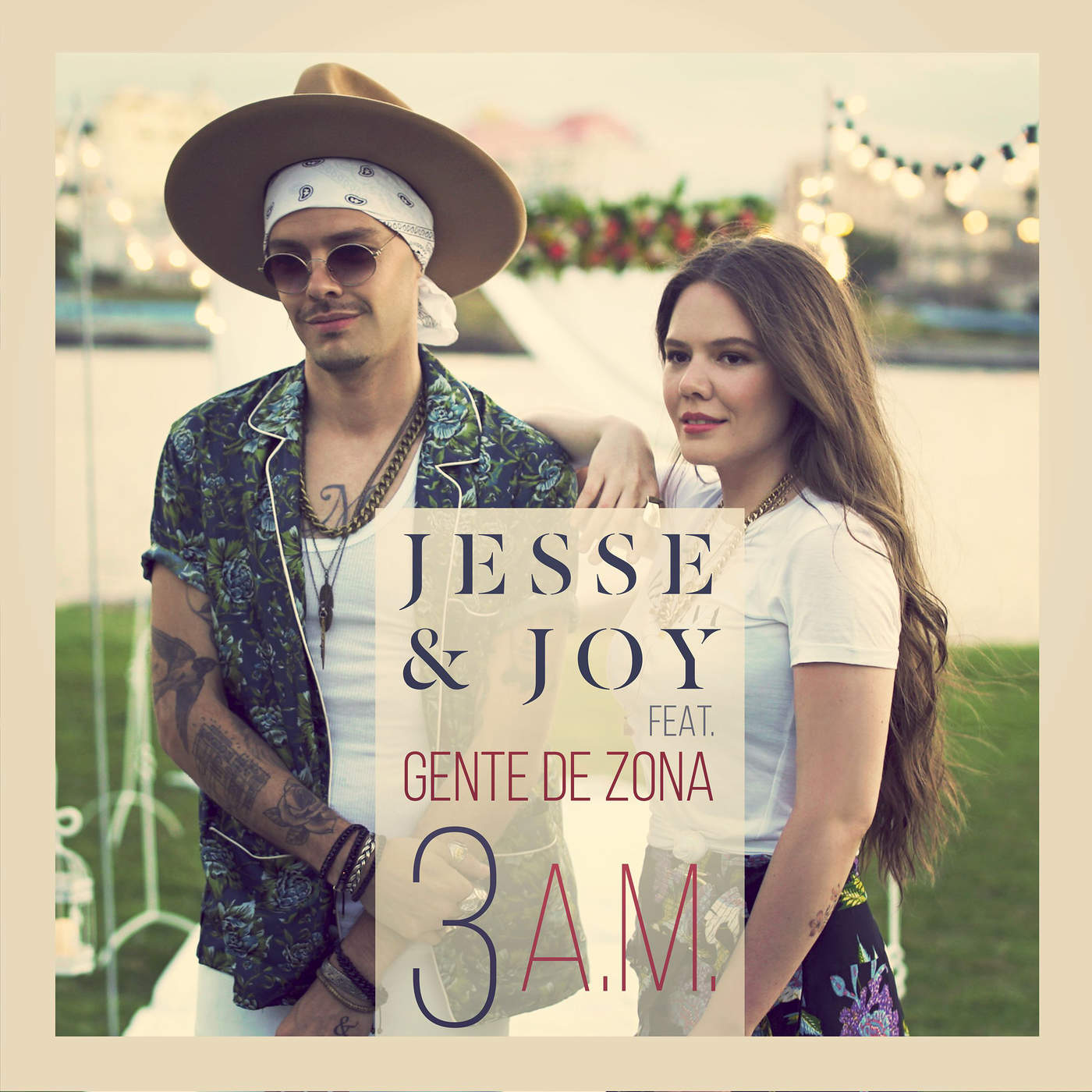 Jesse & Joy - 3 A.M. (feat. Gente de Zona) - Single
