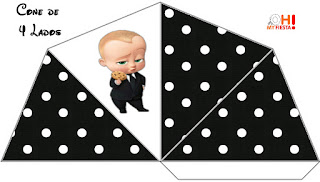 The Boss Baby Free Party Printables.