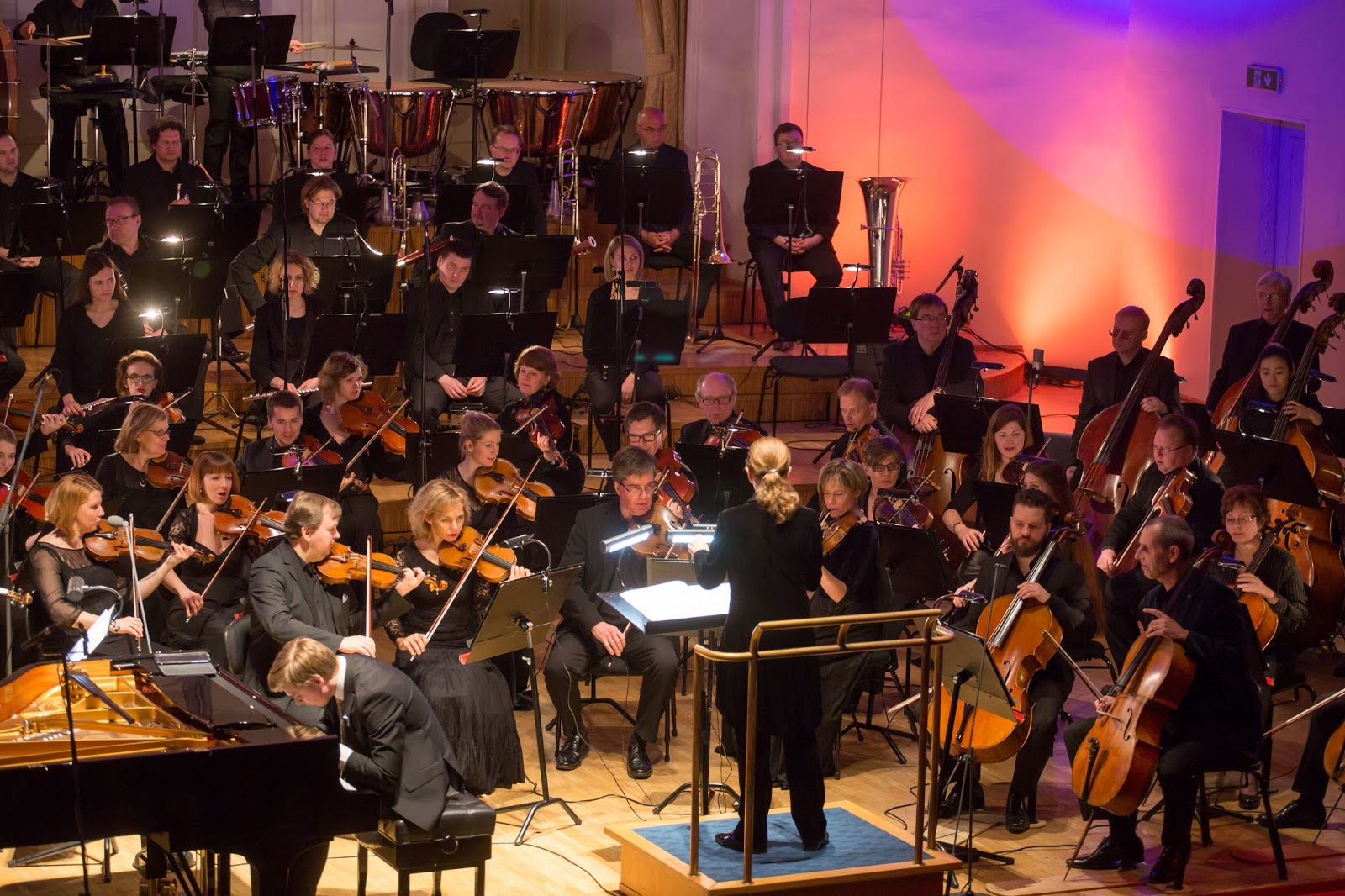 Chainsaw Symphony: Planet Hugill: Tallinn Spring: From Lepo Sumera To Liisa