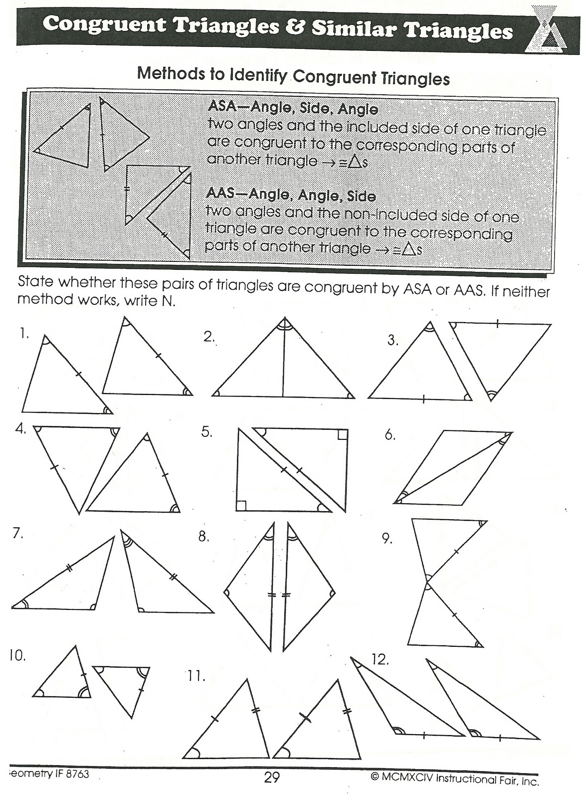 Photoaltan6 Congruent Triangles Activity