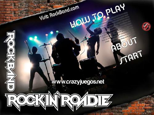 Jugar Rockin Roadie