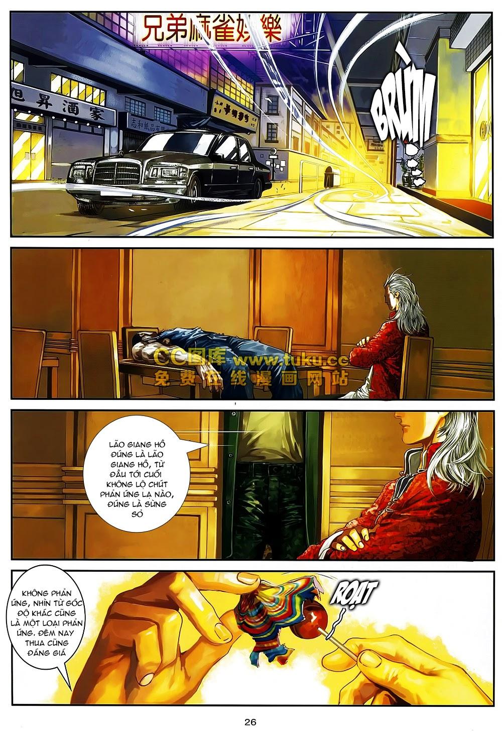 Quyền Đạo chapter 6 trang 25