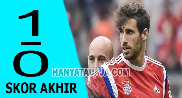 Hasil Bayern Munchen vs Manchester United Skor Akhir 1-0 [ICC 2018]