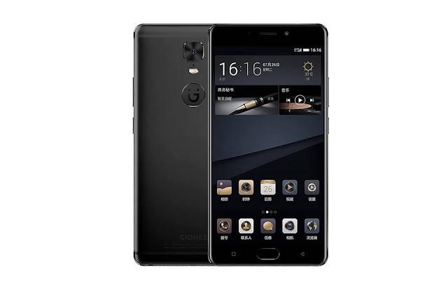 Gionee M6S Plus Smartphone 2017