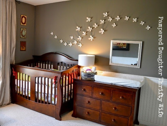 baby boy nursery wall color ideas