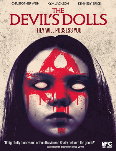 Ver The Devil's Dolls (2016) Online