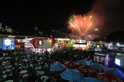 Pembukaan Jakarta Fair dimeriahkan Pesta Kembang Api
