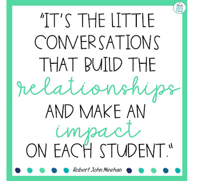 how to build student relationships