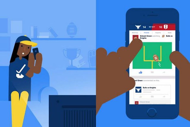 Facebook Launches Sports Stadium Hub for All Sports Fans Out There