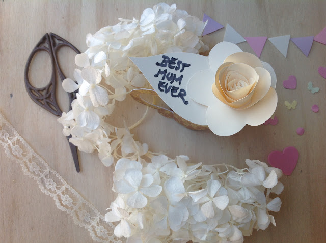 Una rosa per la festa della mamma