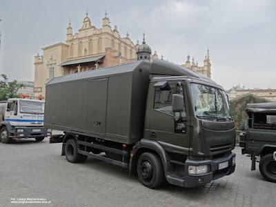 Iveco Eurocargo, Wojsko Polskie