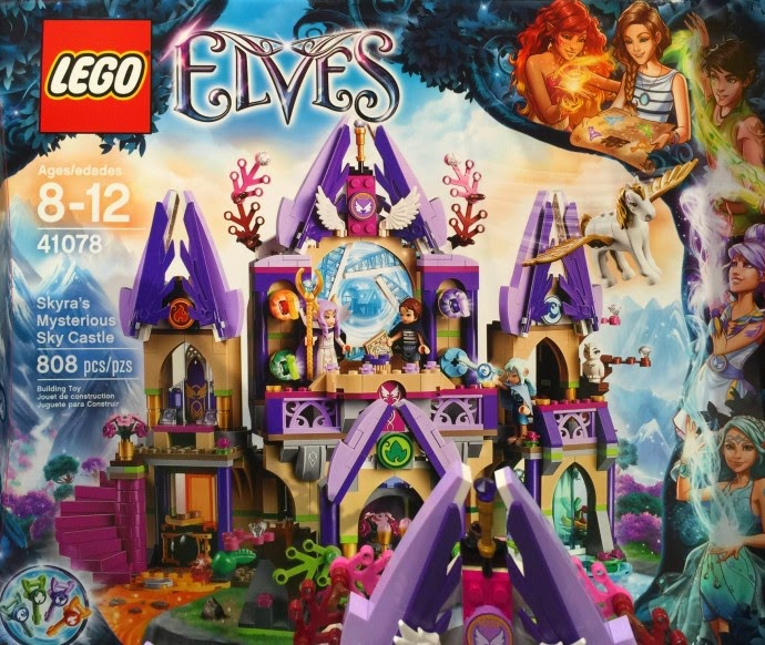 Elvendale Fans Lego Elves June Sets