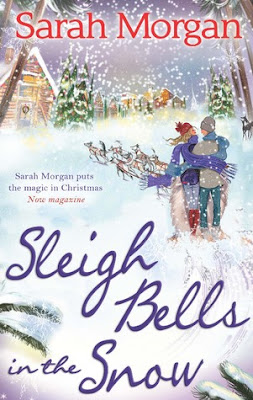 Sleigh Bells in the Snow by Sarah Morgan cover
