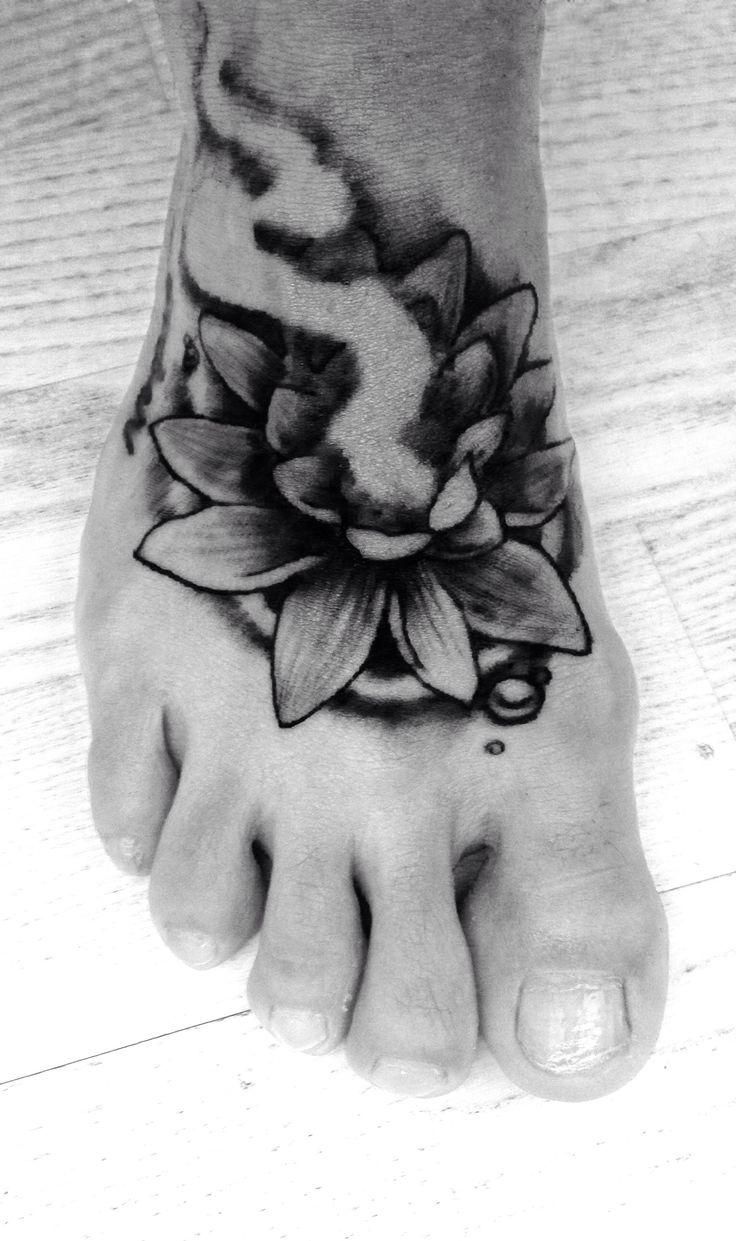 Mytattooland cool foot tattoo ideas advertisement continue reading below izmirmasajfo